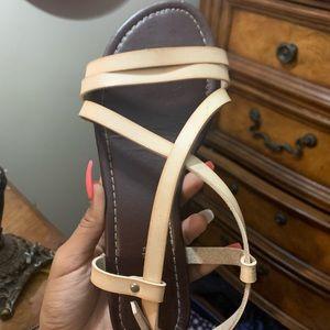 Cute Sandals (worn few times)!!